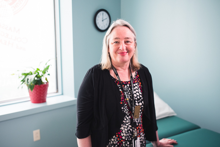 Doctor of Acupuncture and Integrative Health Program Director Maria Broderick, EdD, MAOM, LicAc,