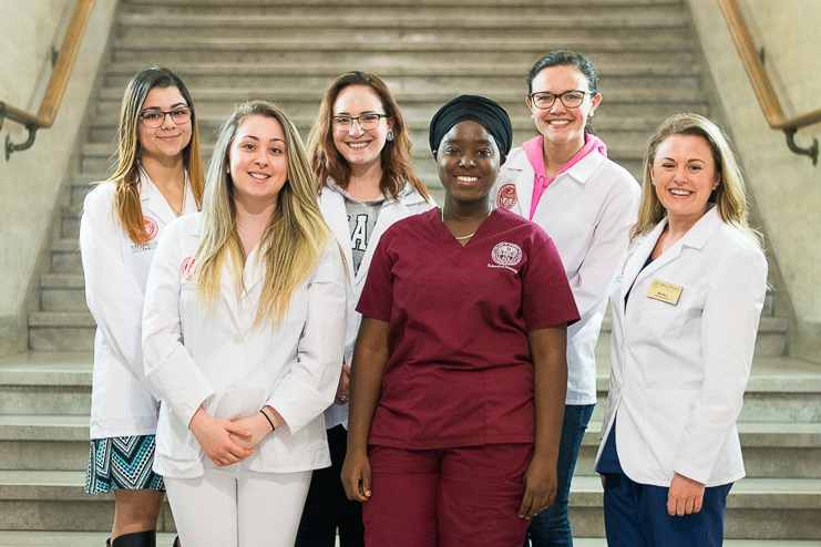 Boston Nursing Students Without Borders