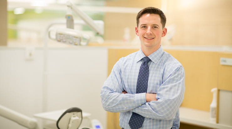 Alumni Spotlight: Thomas Whitmer, Fast Track BS in Dental Hygiene '13