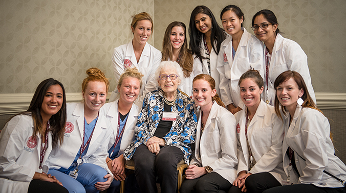 Esther M. Wilkins DH '39, DMD,