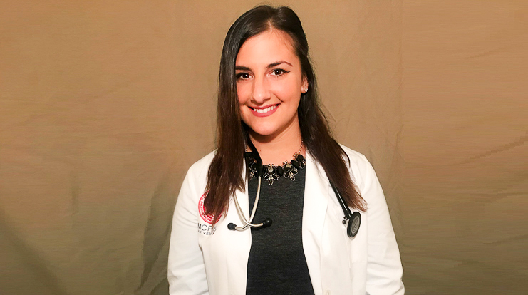 MSN/FNP student Nicole Hoogasian.