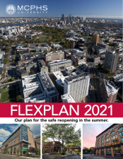 Cover image of the Flexplan.